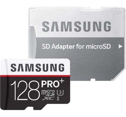 Samsung microSDXC PRO Plus 128 GB