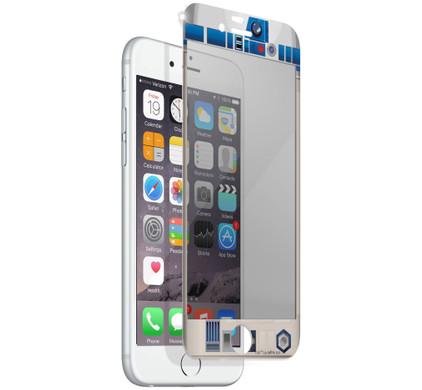 Disney Star Wars R2D2 Screenprotector Apple iPhone 6/6s