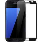 Pavoscreen Edge to Edge Glass Samsung Galaxy S7 Zwart