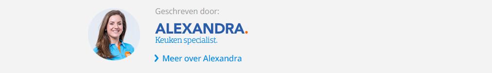 Keuken specialist Alexandra