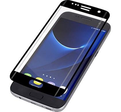 InvisibleShield Screenprotector Samsung Galaxy S7 Zwart