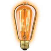 KS Verlichting Rustica Kooldraad-lamp E27 40W