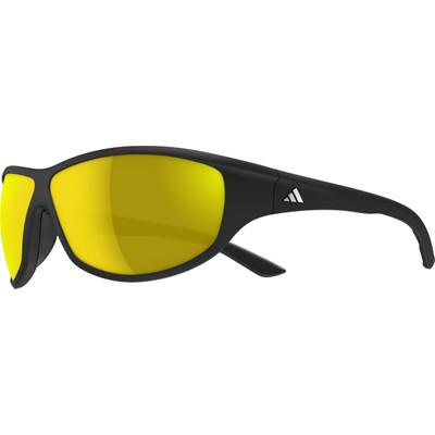 Image of Adidas Daroga Black Matte Translucent/Gold Mirror