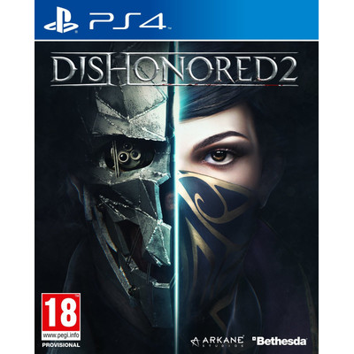 Image of Bethesda Dishonored 2 PS4