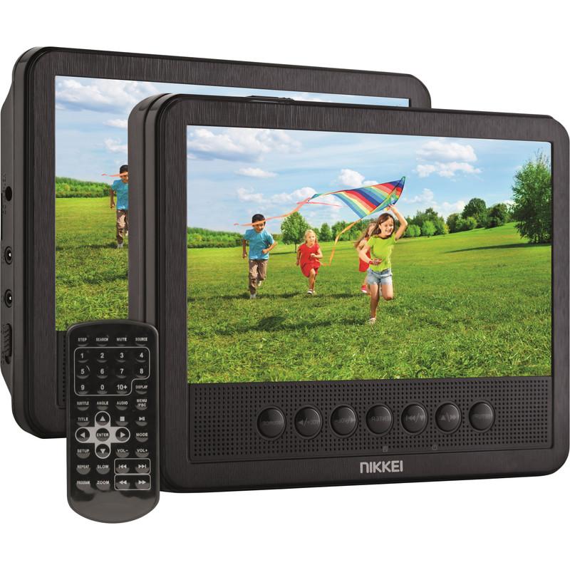 Nikkei NPD710T Portable DVD