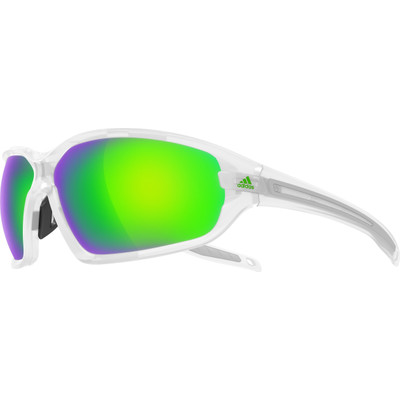 Image of Adidas Evil Eye Evo L Crystal Matte/Green Mirror