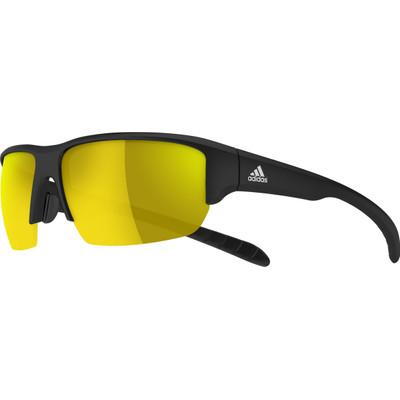 Image of Adidas Kumacross Halfrim Black Matte/Gold Mirror