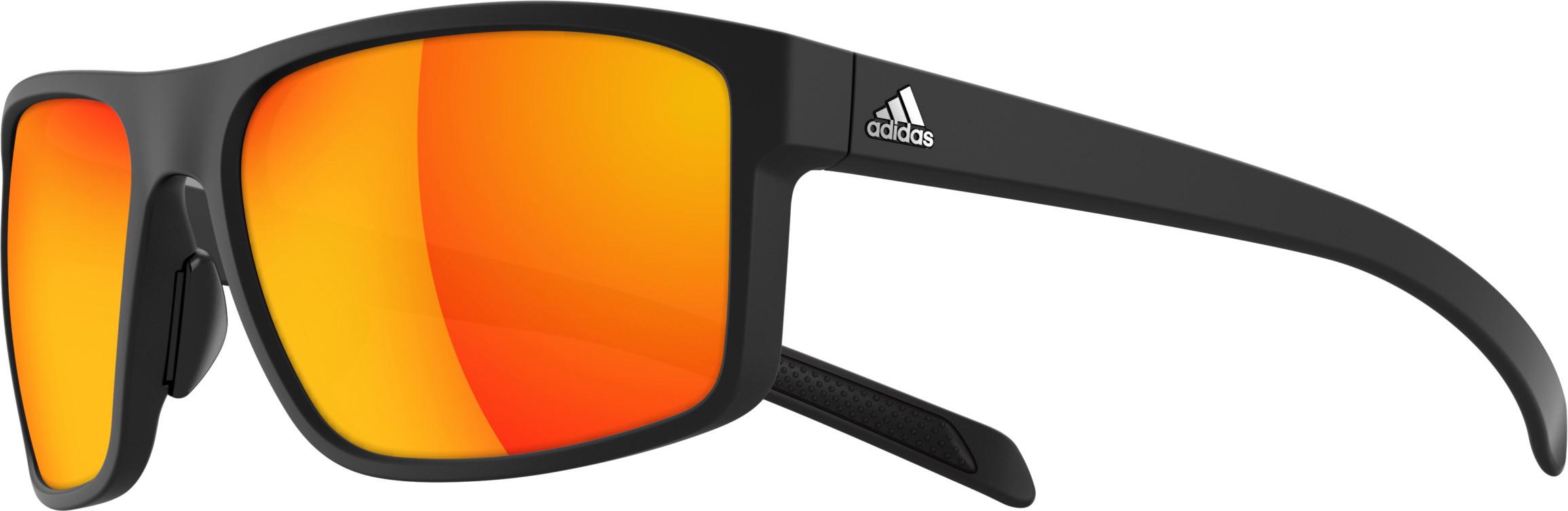 Adidas Whipstart Black Matte/Red Mirror
