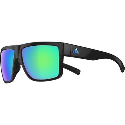Image of Adidas 3Matic Black Shiny/Blue Mirror
