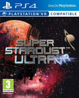 Super Stardust Ultra VR PS4