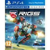 RIGS: Mechanized Combat League PS4