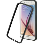 BeHello Bumper Case Samsung Galaxy S6 Zwart