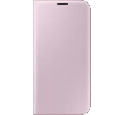 Samsung Galaxy S7 Edge Flip Wallet Baby Roze