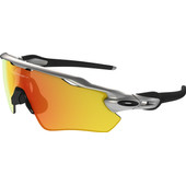 Oakley Radar EV Path Silver/Fire Iridium