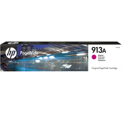 HP 913A PageWide Cartridge Magenta (F6T78AE)