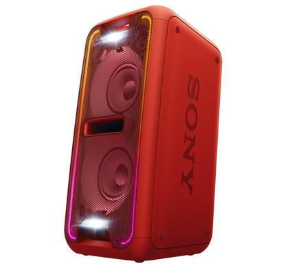 Sony GTK-XB7B Rood