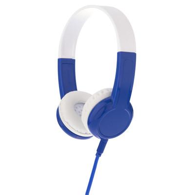 Image of BuddyPhones Explore Koptelefoon Blauw