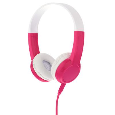 Image of BuddyPhones Explore Koptelefoon Roze