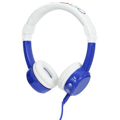 Image of BuddyPhones InFlight Koptelefoon Blauw
