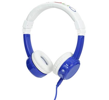 BuddyPhones InFlight Koptelefoon Blauw
