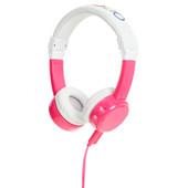 BuddyPhones InFlight Koptelefoon Roze