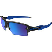 Oakley Flak 2.0 XL Polished Black/Sapphire Iridium