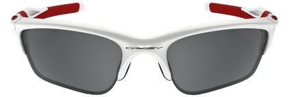 Oakley Half Jacket 2.0 XL Polished White/Black Iridium