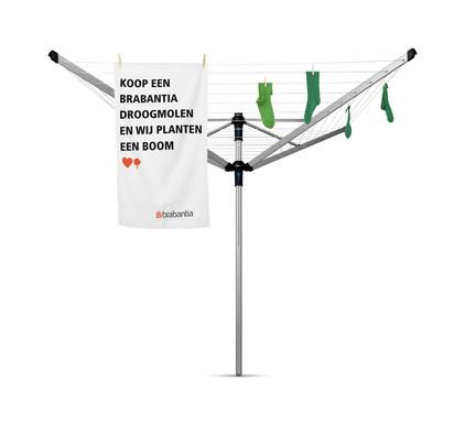 Brabantia droogmolen Advance 50 meter