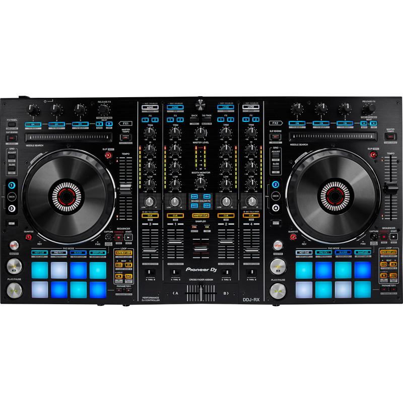 Pioneer DDJ-RX DJ controller voor Rekordbox DJ