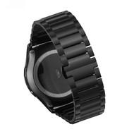 HOCO Metal Samsung Gear S2 Watch Polsband 3 Schakels Zwart