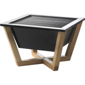 XD Design Nido barbecue Zwart