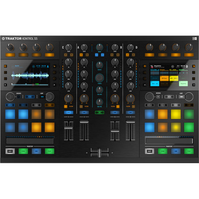 Image of Native Instruments Traktor Kontrol S5