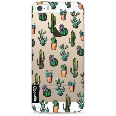 Image of Casetastic Softcover Apple iPhone 5/5S/SE Cactus