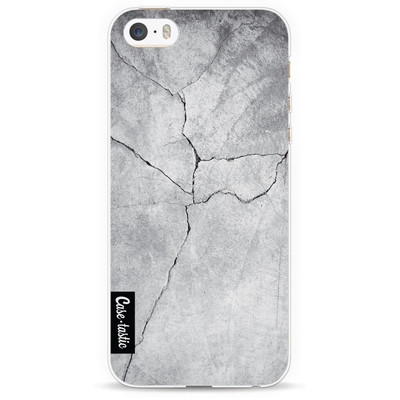 Image of Casetastic Softcover Apple iPhone 5/5S/SE Concrete