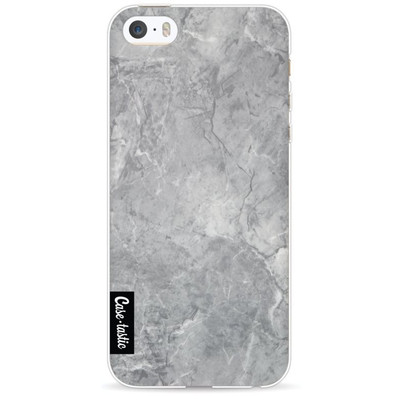 Image of Casetastic Softcover Apple iPhone 5/5S/SE Grey Marble
