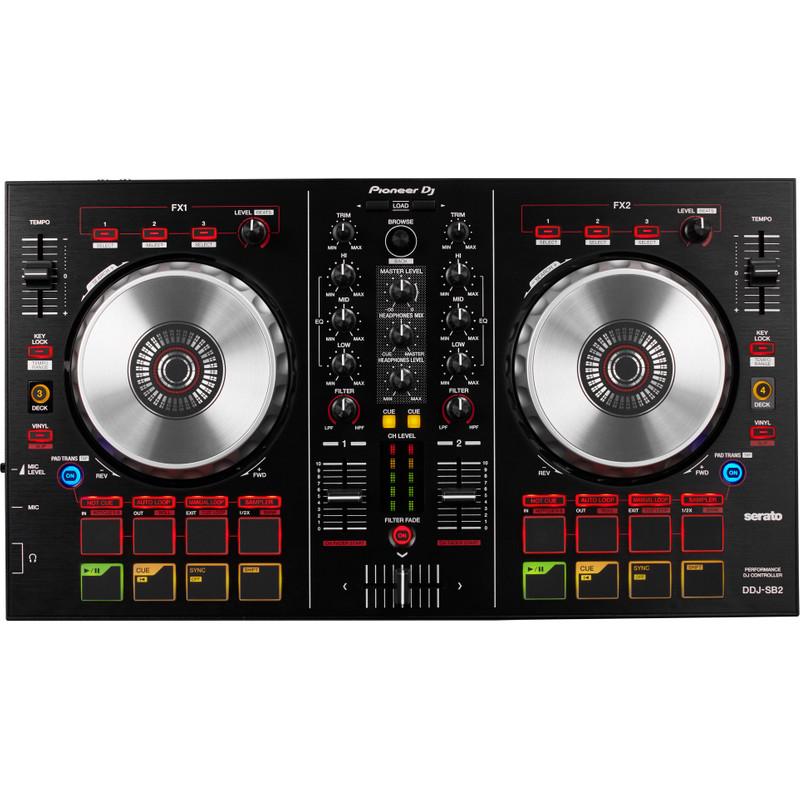 Pioneer DDJ-SB2 DJ-controller voor Serato DJ