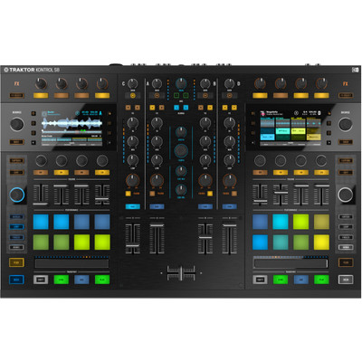 Image of Native Instruments Traktor Kontrol S8