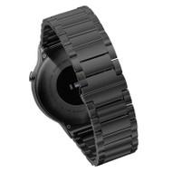 HOCO Metal Huawei Watch Polsband 3 Schakels Zwart