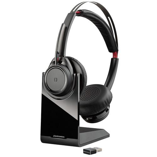 Plantronics Voyager Focus B825-M Bluetooth Met Basisstation