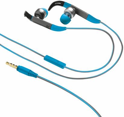 Trust Fit In-Ear Sports Blauw