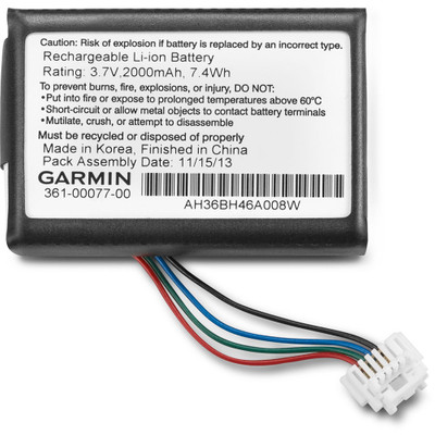 Image of Garmin Zumo Lithium-ion Batterij 590LM/595LM