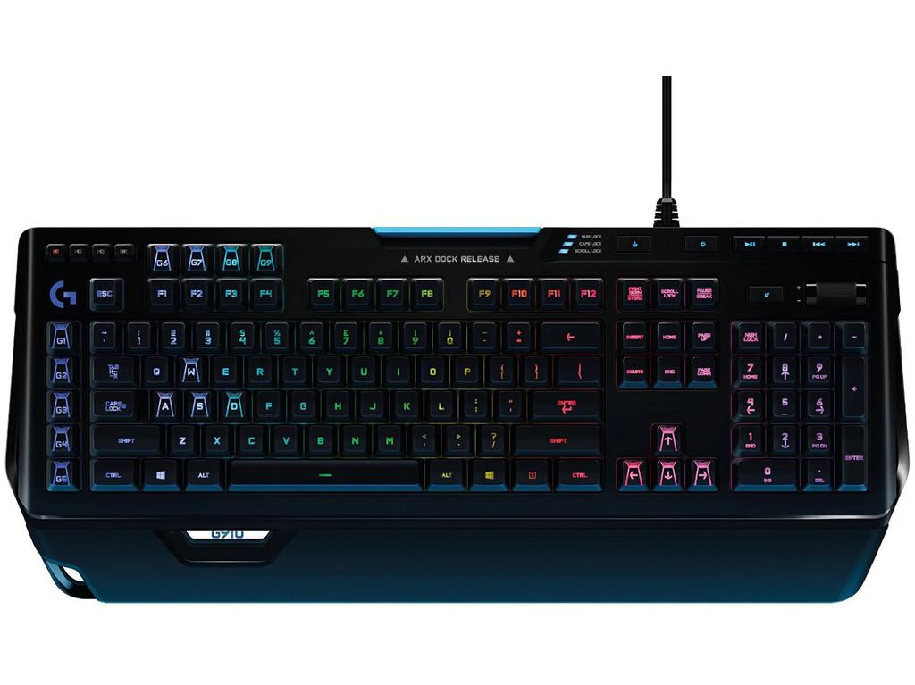 G910 Orion Spectrum QWERTY - Beste gaming toetsenbord
