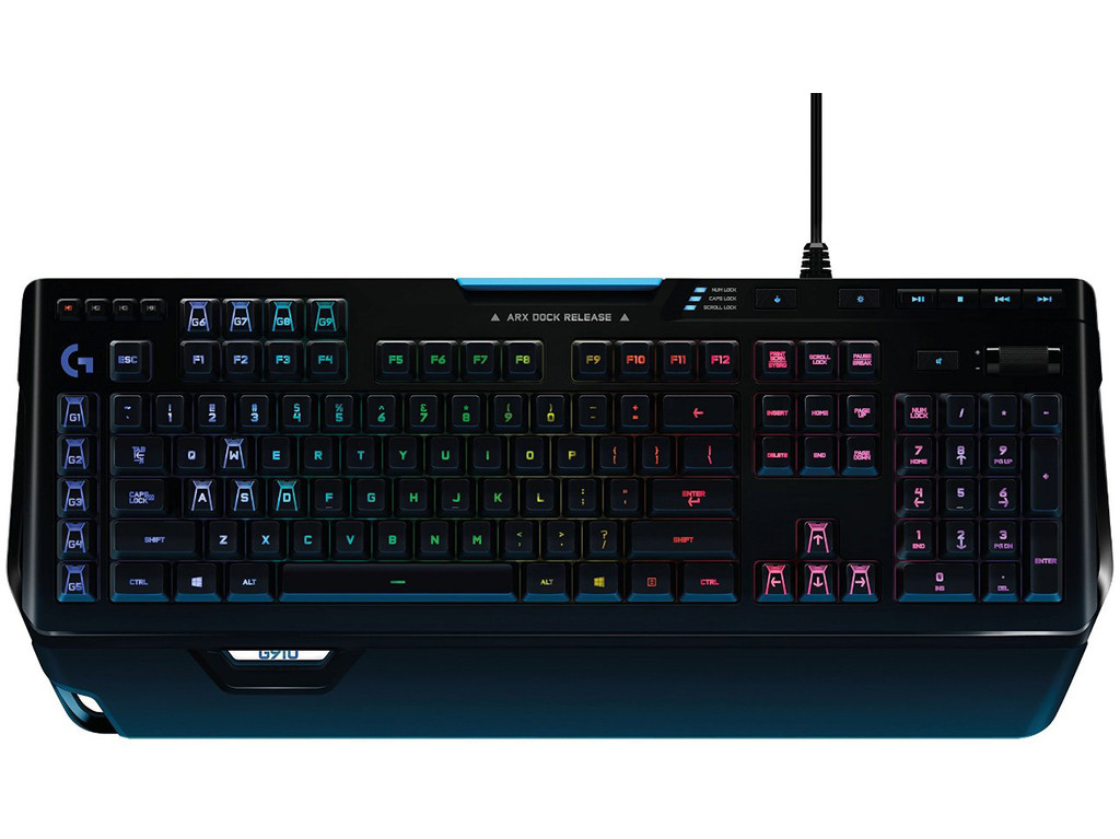 G910 Orion Spectrum- Gaming toetsenbord mechanisch