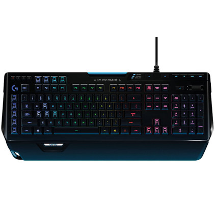 Logitech G910 Orion Spectrum QWERTY