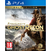 Ghost Recon: Wildlands Gold Edition PS4