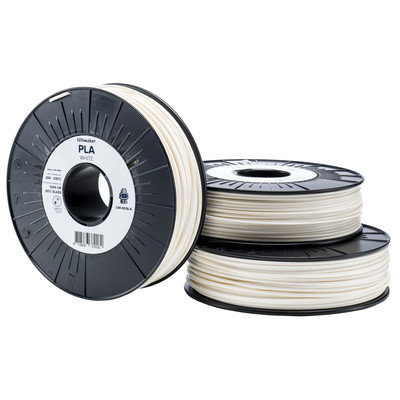 Image of Ultimaker PLA Witte Filament 2.85 mm (0,75 kg)