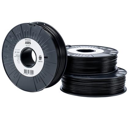 Ultimaker ABS Zwarte Filament 2.85 mm (0,75 kg)