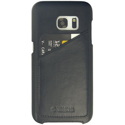 Valenta Backcover Classic Luxe Samsung Galaxy S7 Zwart