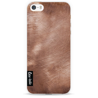 Image of Casetastic Softcover Apple iPhone 5/5S/SE Copper