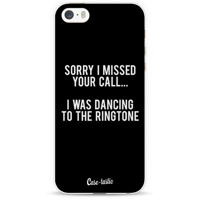 Image of Casetastic Softcover Apple iPhone 5/5S/SE Dancing